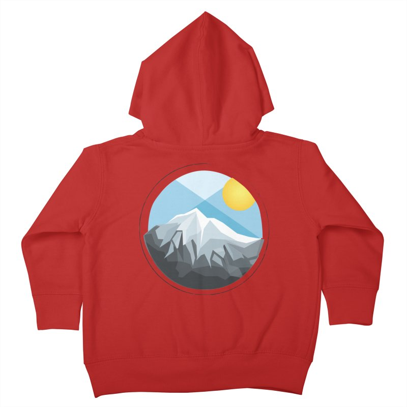Summer Summit Kids Toddler Zip-Up Hoody by dnvr's Shop