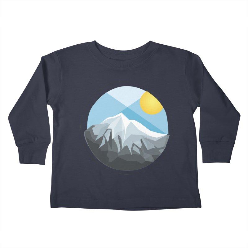 Summer Summit Kids Toddler Longsleeve T-Shirt by dnvr's Shop