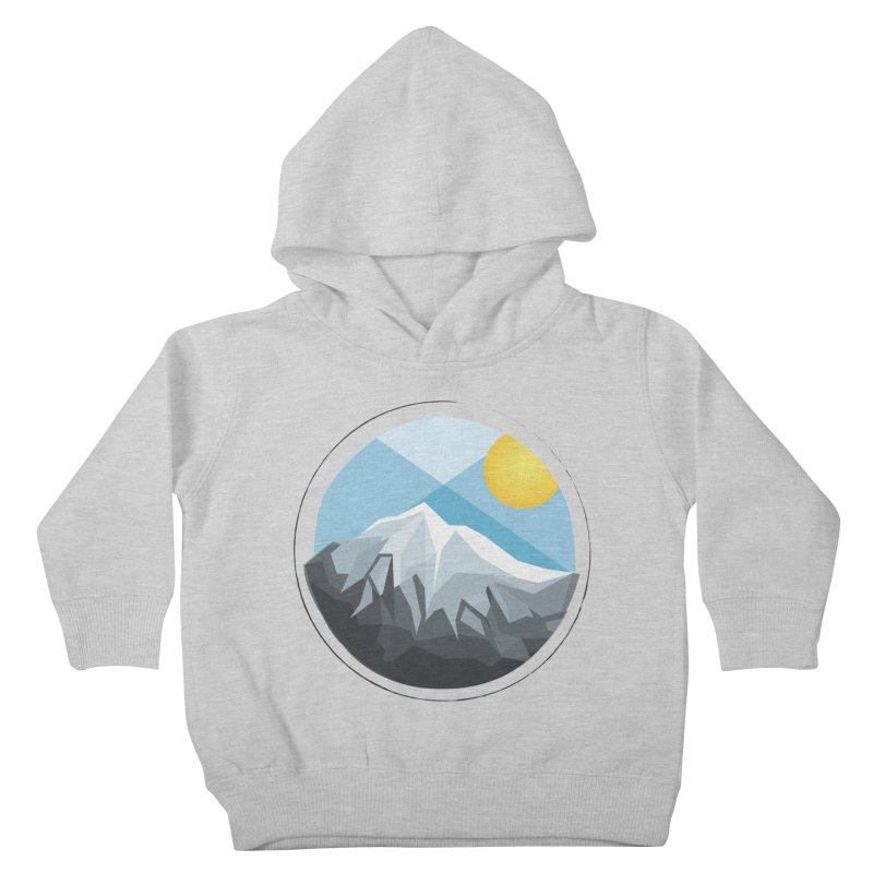 Summer Summit Kids Toddler Pullover Hoody by dnvr's Shop