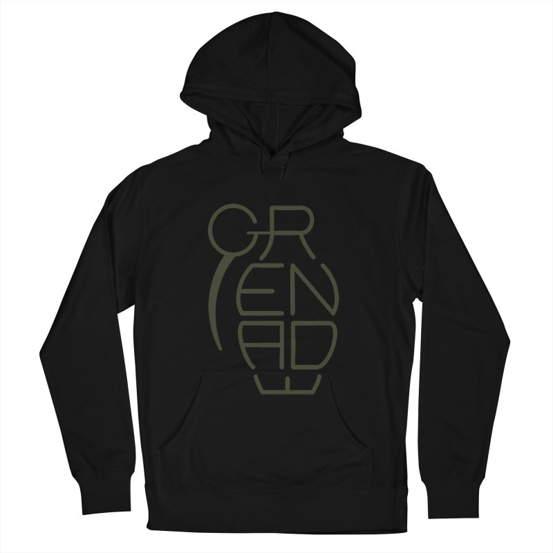 Grenade Women's Pullover Hoody by dnvr's Shop