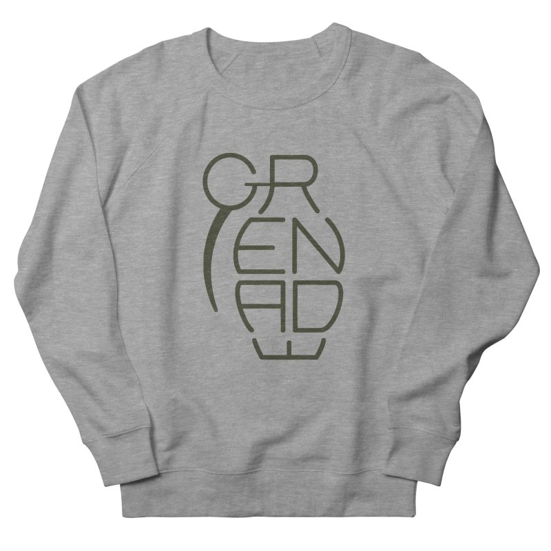 Grenade Women's Sweatshirt by dnvr's Shop