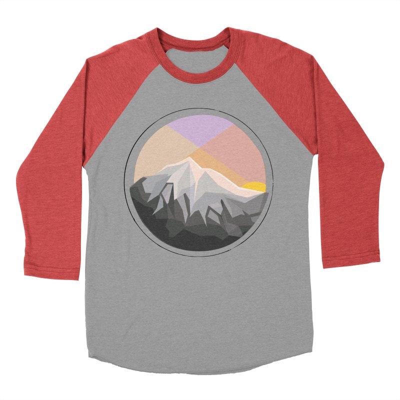 Summer Sunset Women's Baseball Triblend T-Shirt by dnvr's Shop