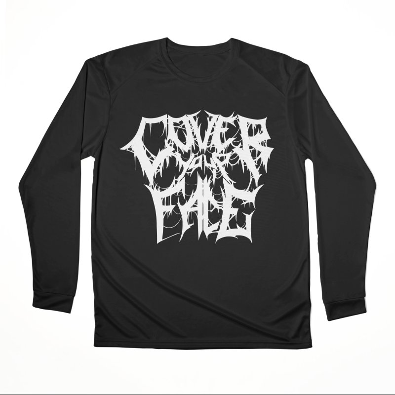 Cover Your Face Men's Longsleeve T-Shirt by Doctor Popular's Shop