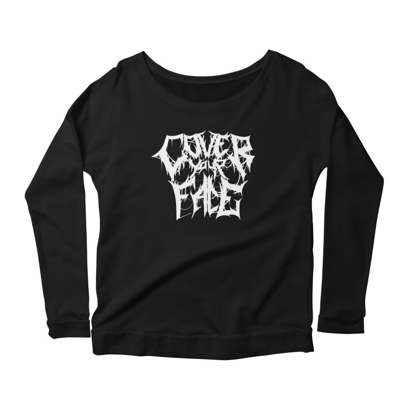 Cover Your Face Women's Longsleeve T-Shirt by Doctor Popular's Shop
