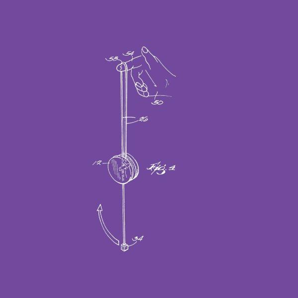 image for Freehand Yo-Yo Patent Art (yo-yo)