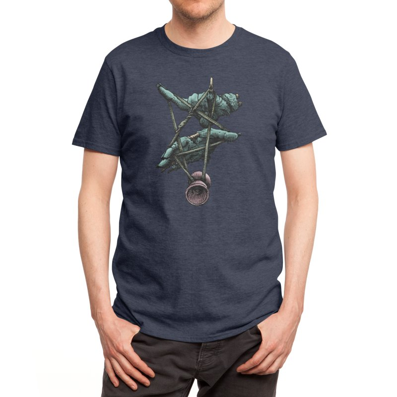 The Most Metal Yo-Yo Shirt Men's T-Shirt by Doctor Popular's Shop