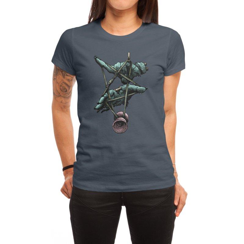 The Most Metal Yo-Yo Shirt Women's T-Shirt by Doctor Popular's Shop