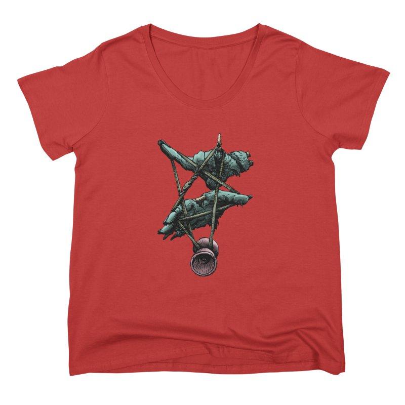 The Most Metal Yo-Yo Shirt Women's Scoop Neck by Doctor Popular's Shop