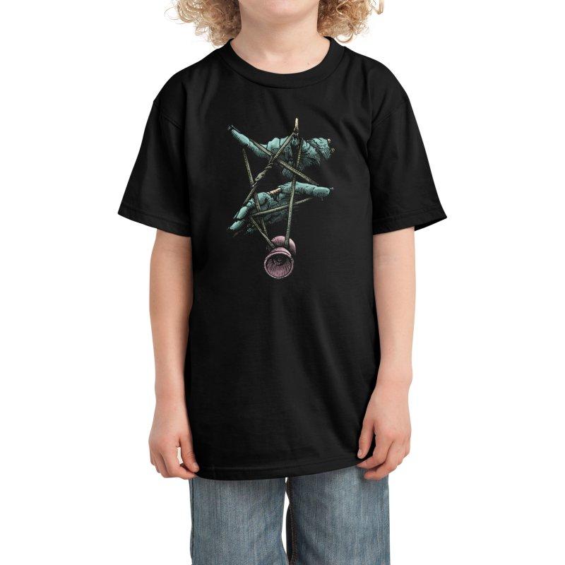 The Most Metal Yo-Yo Shirt Kids T-Shirt by Doctor Popular's Shop