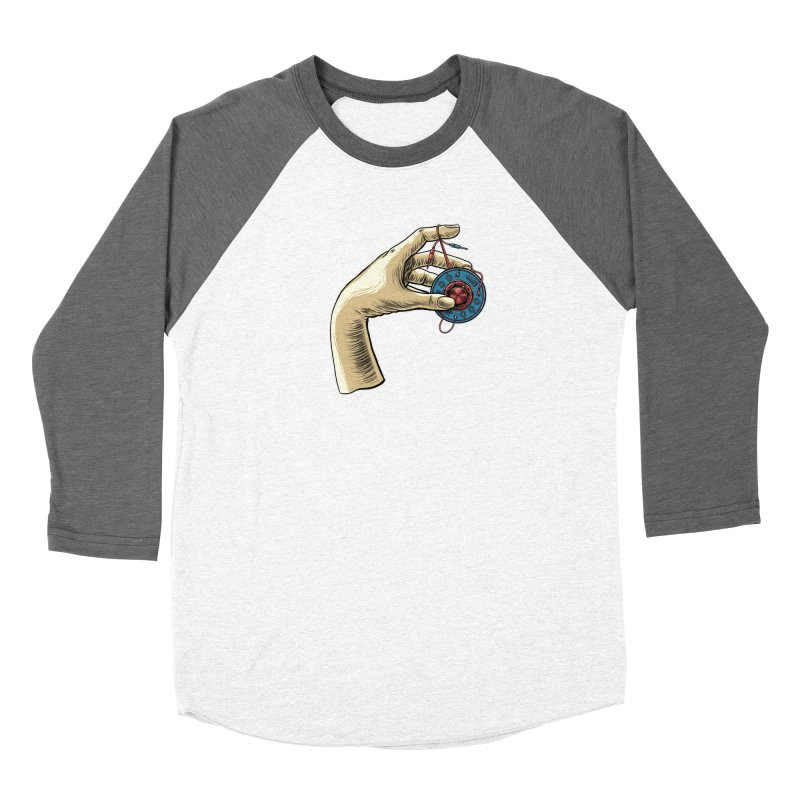 The Electric Yo Women's Longsleeve T-Shirt by Doctor Popular's Shop