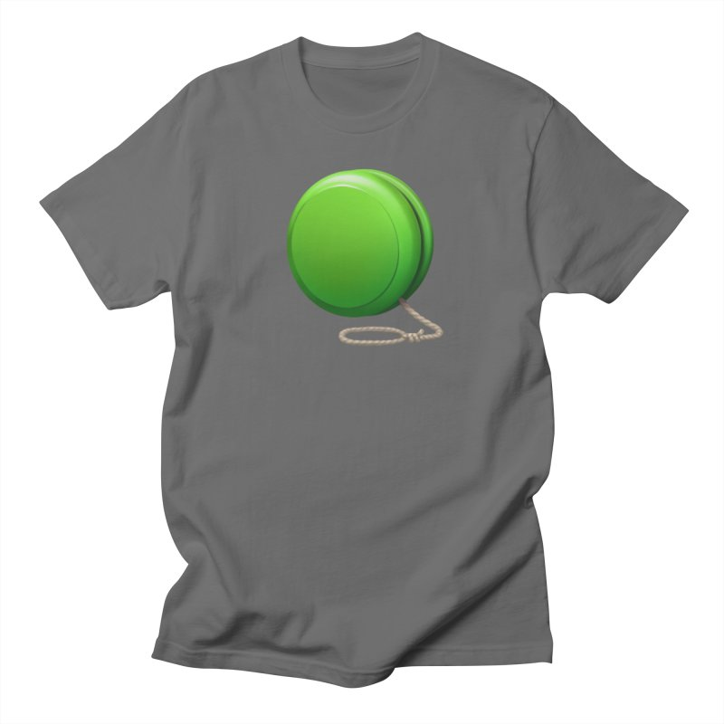 Yo-Yo Emoji  Men's T-Shirt by Doctor Popular's Shop