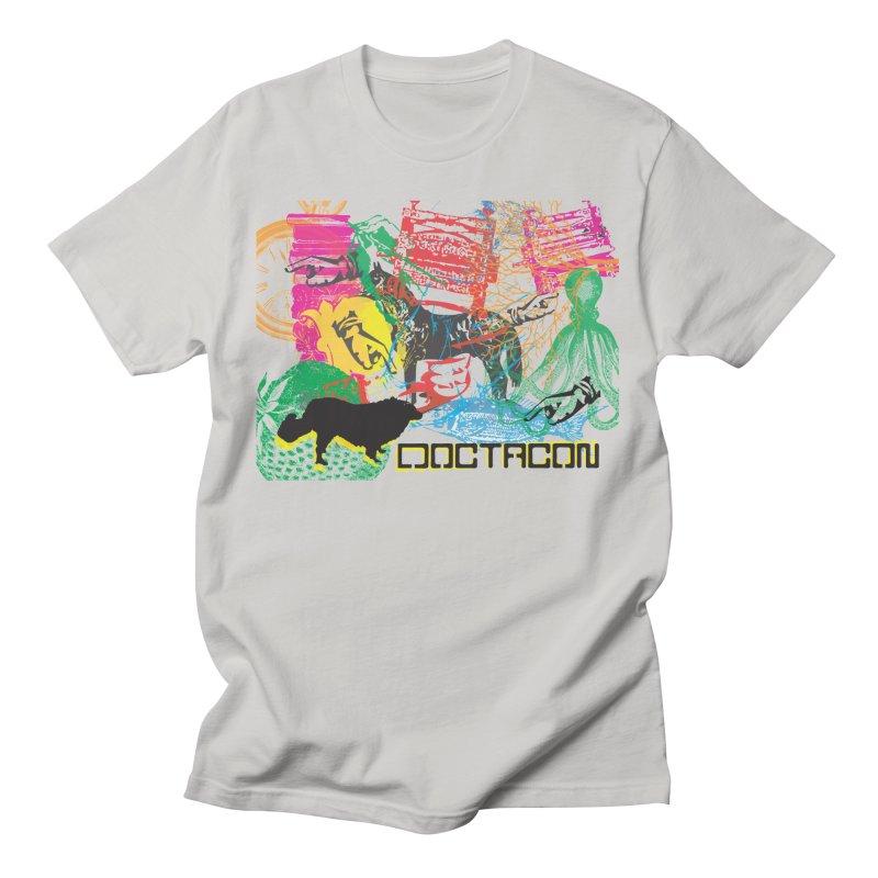 Vintage Logo Men's T-Shirt by Doctacon's Artist Shop
