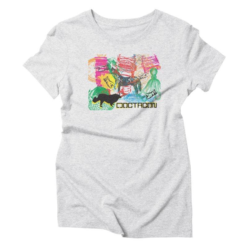 Vintage Logo Women's T-Shirt by Doctacon's Artist Shop