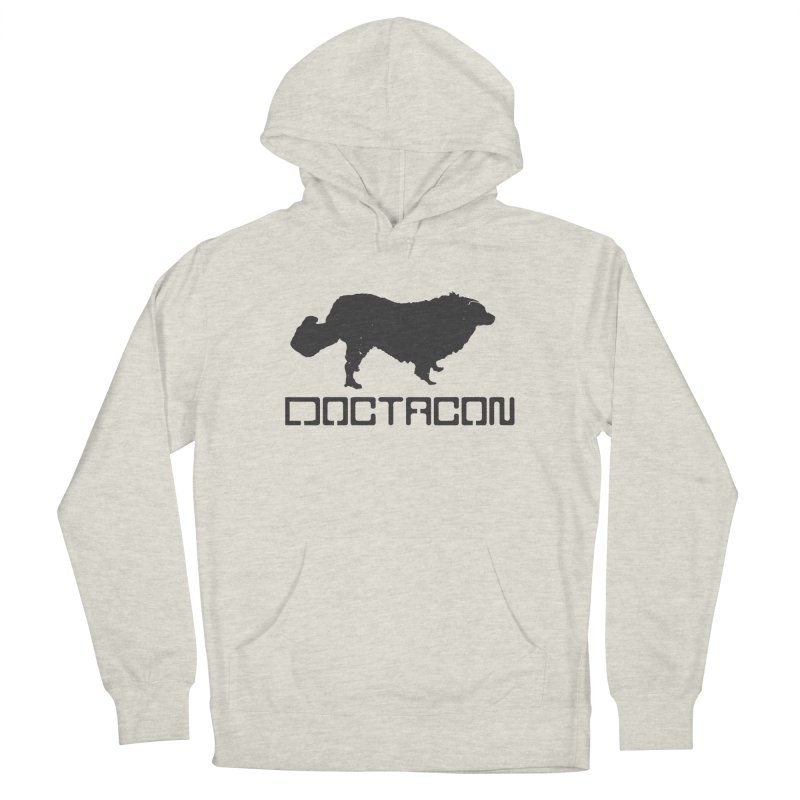 Distressed Logo Men's Pullover Hoody by Doctacon's Artist Shop