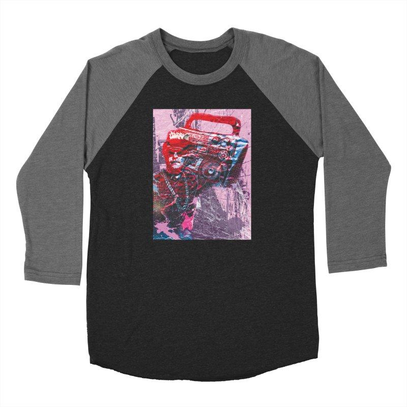 Boombox Women's Longsleeve T-Shirt by Doctacon's Artist Shop