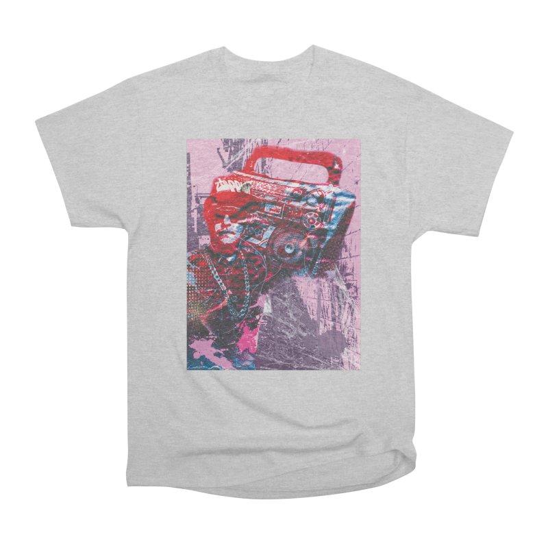 Boombox Men's T-Shirt by Doctacon's Artist Shop
