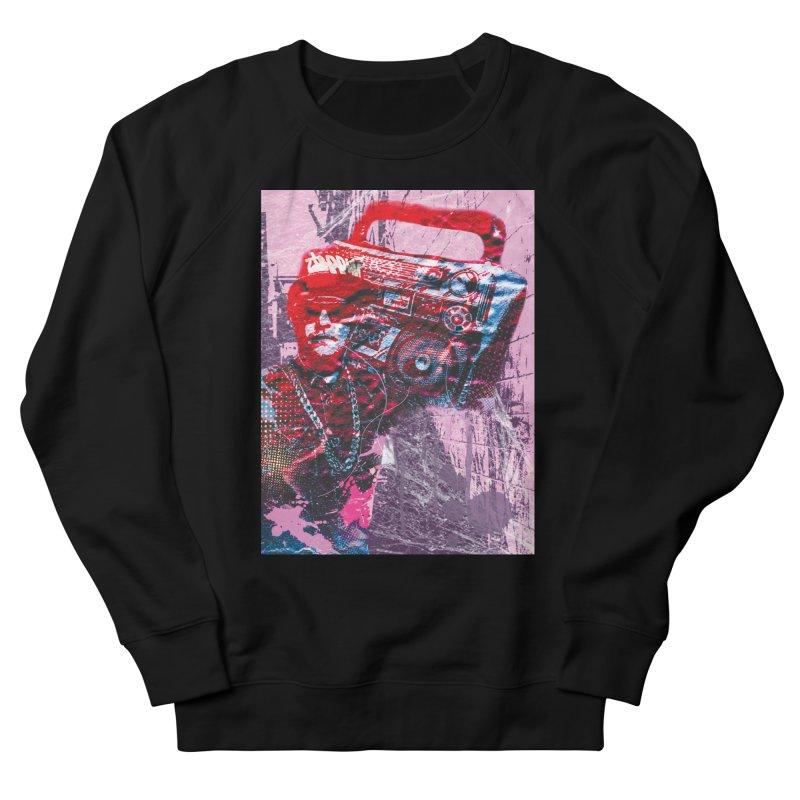 Boombox Men's Sweatshirt by Doctacon's Artist Shop