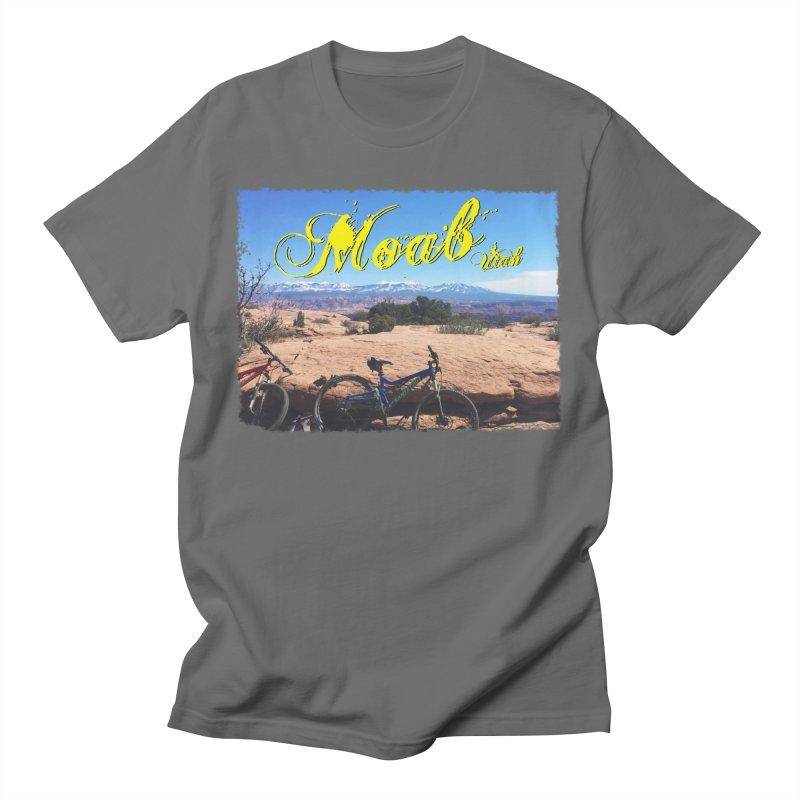 Moab Bliss Men's T-Shirt by Doctacon's Artist Shop