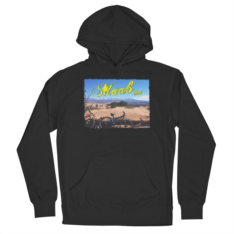 Moab Bliss Men's Pullover Hoody by Doctacon's Artist Shop