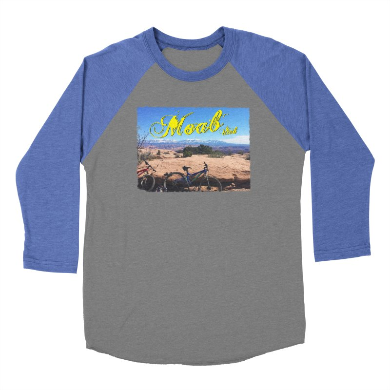 Moab Bliss Women's Longsleeve T-Shirt by Doctacon's Artist Shop