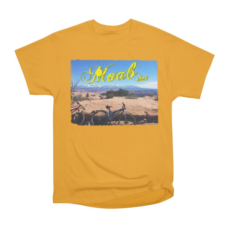 Moab Bliss Women's T-Shirt by Doctacon's Artist Shop
