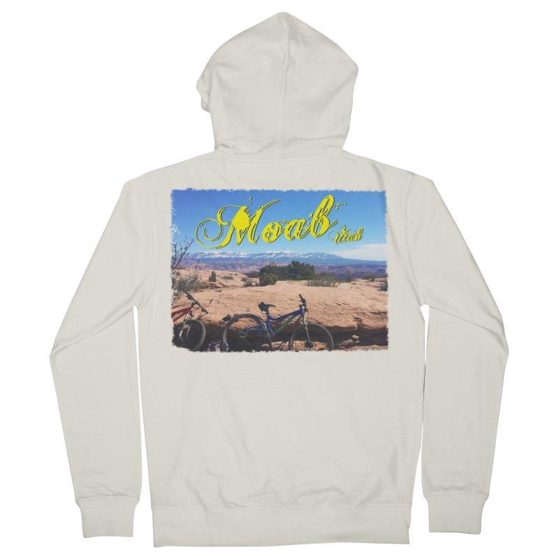 Moab Bliss Women's Zip-Up Hoody by Doctacon's Artist Shop