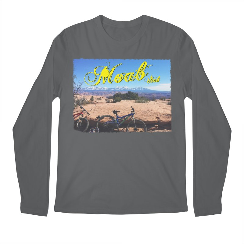 Moab Bliss Men's Longsleeve T-Shirt by Doctacon's Artist Shop