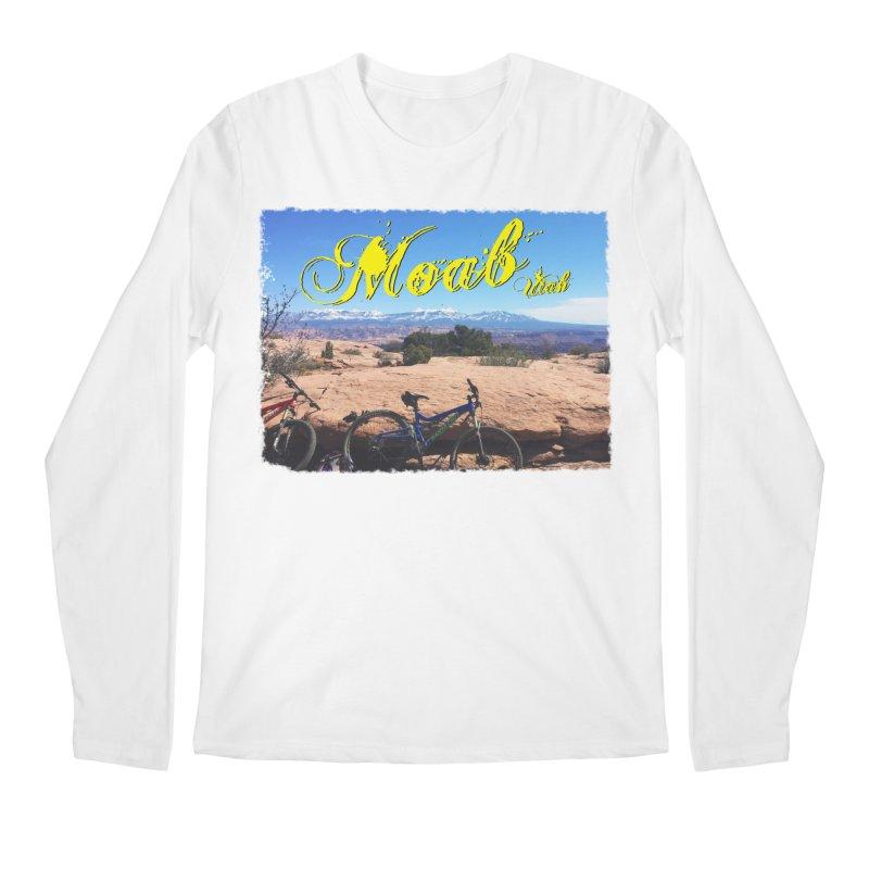 Moab Bliss Men's Longsleeve T-Shirt by Doctacon's Artist Shop