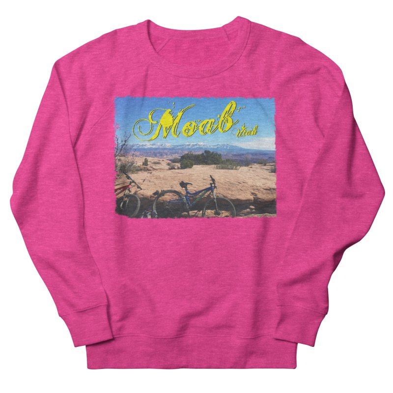Moab Bliss Women's Sweatshirt by Doctacon's Artist Shop