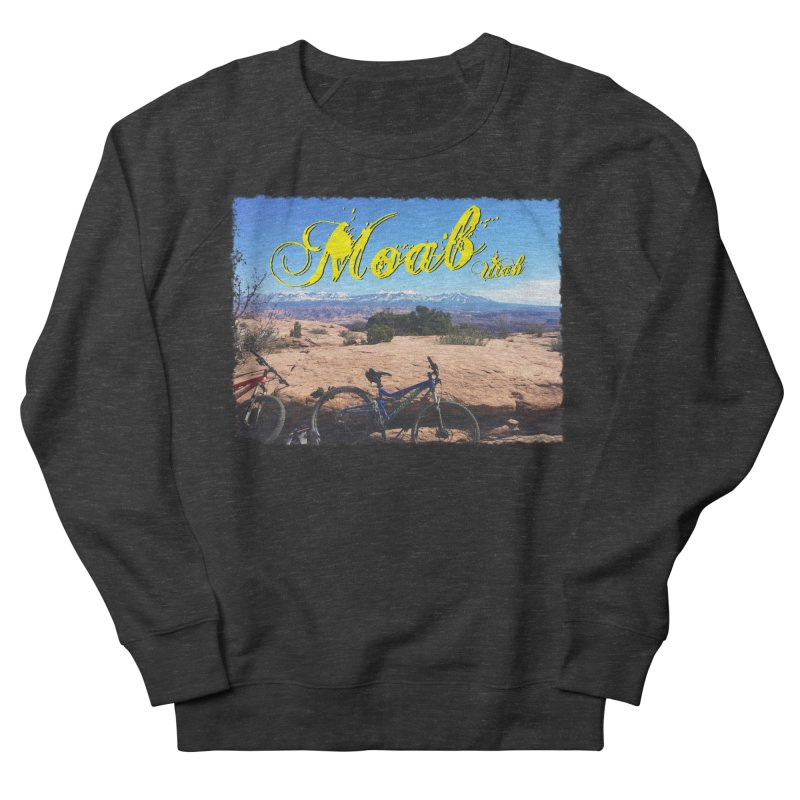 Moab Bliss Men's Sweatshirt by Doctacon's Artist Shop
