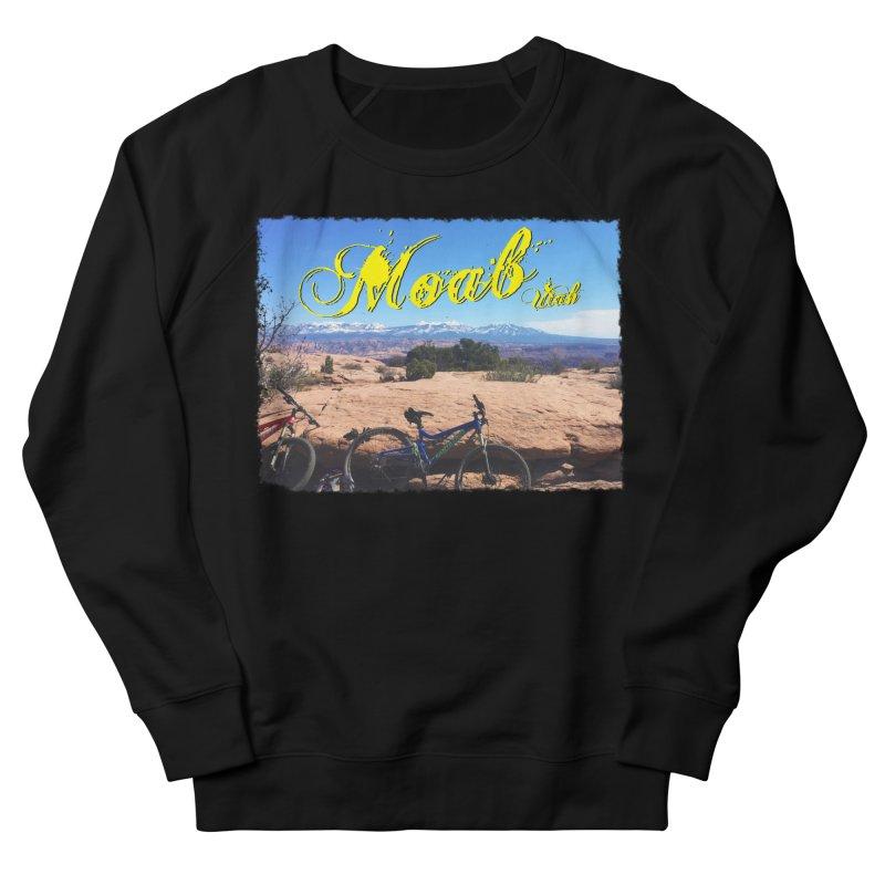 Moab Bliss Men's Sweatshirt by Doctacon's Artist Shop