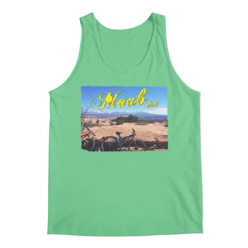 Moab Bliss Men's Tank by Doctacon's Artist Shop