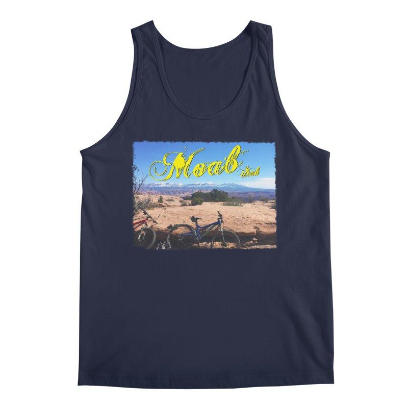 Moab Bliss Men's Regular Tank by Doctacon's Artist Shop