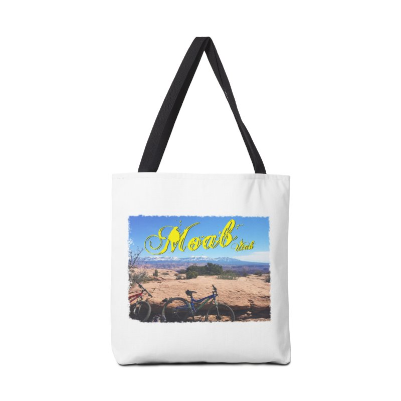 Moab Bliss Accessories Bag by Doctacon's Artist Shop
