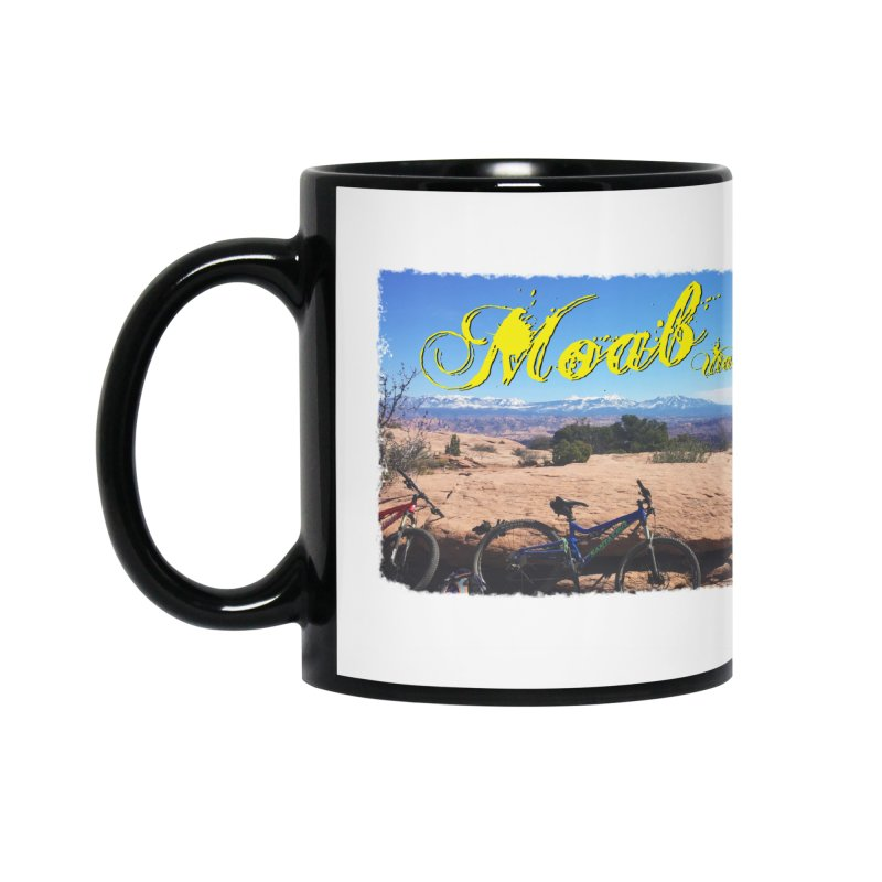 Moab Bliss Accessories Mug by Doctacon's Artist Shop
