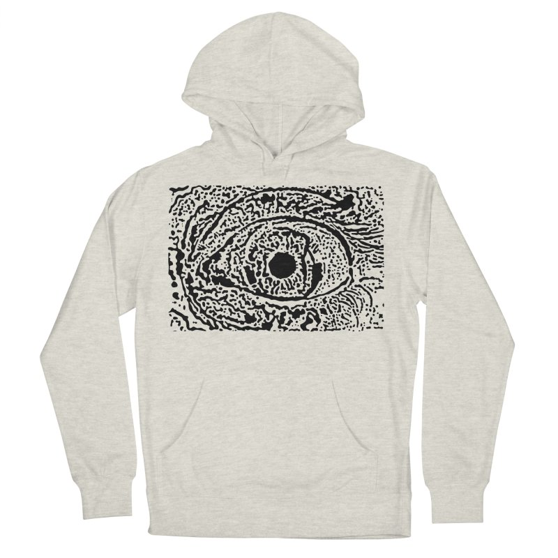 ThirdEye Men's French Terry Pullover Hoody by Doctacon's Artist Shop