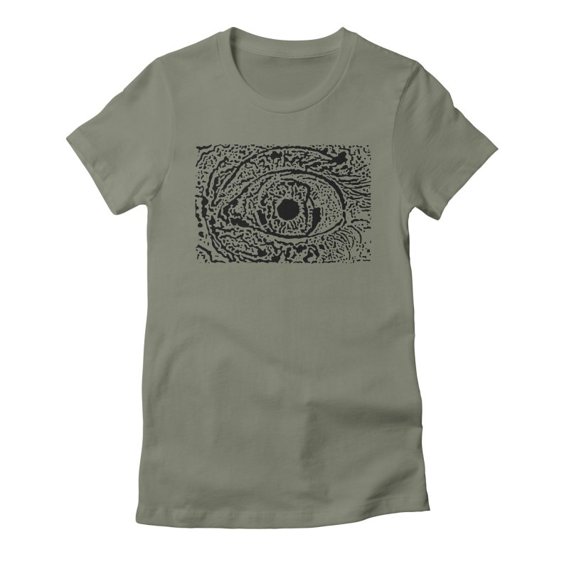 ThirdEye Women's T-Shirt by Doctacon's Artist Shop
