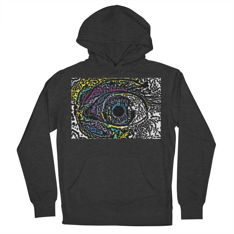 ThirdEye Awaken Women's French Terry Pullover Hoody by Doctacon's Artist Shop