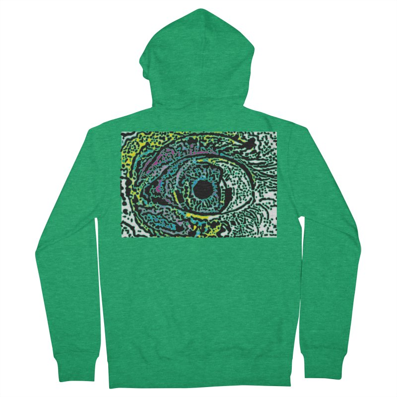 ThirdEye Awaken Women's Zip-Up Hoody by Doctacon's Artist Shop