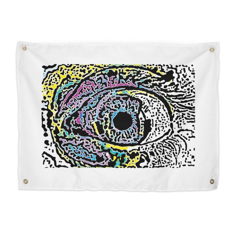 ThirdEye Awaken Home Tapestry by Doctacon's Artist Shop
