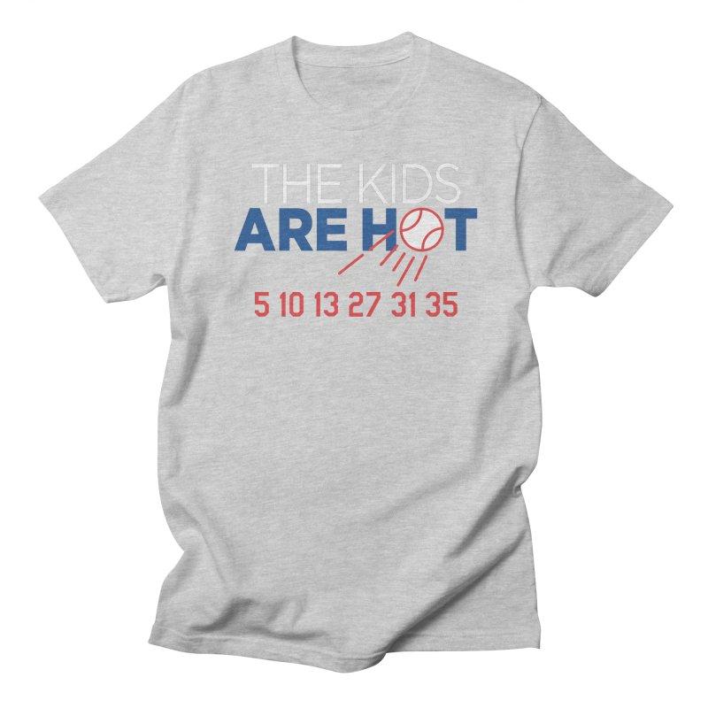 The Kids are Hot Women's Regular Unisex T-Shirt by Official DodgerBlue.com Shop