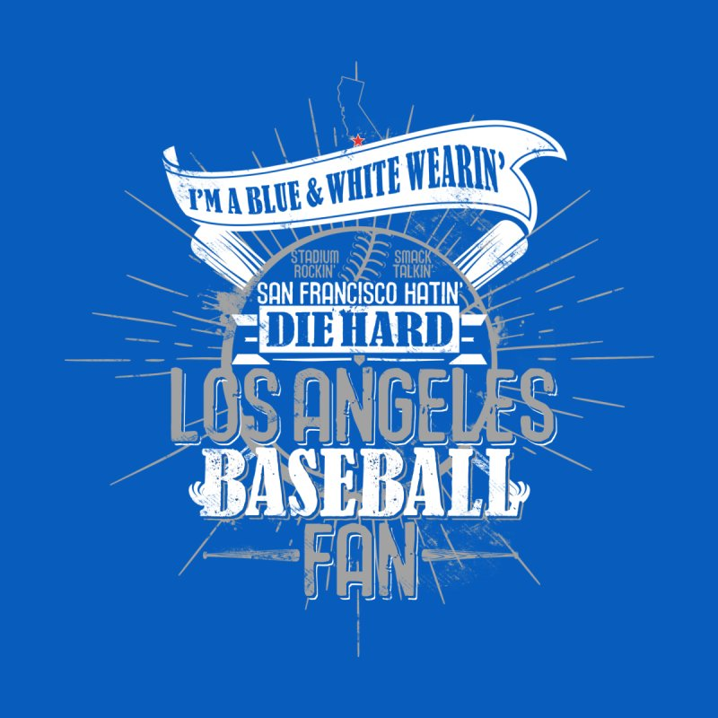 LA Fan Men's T-Shirt by Official DodgerBlue.com Shop