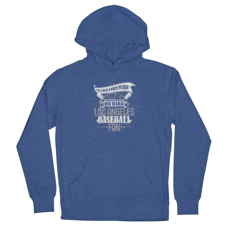 LA Fan Women's Pullover Hoody by Official DodgerBlue.com Shop