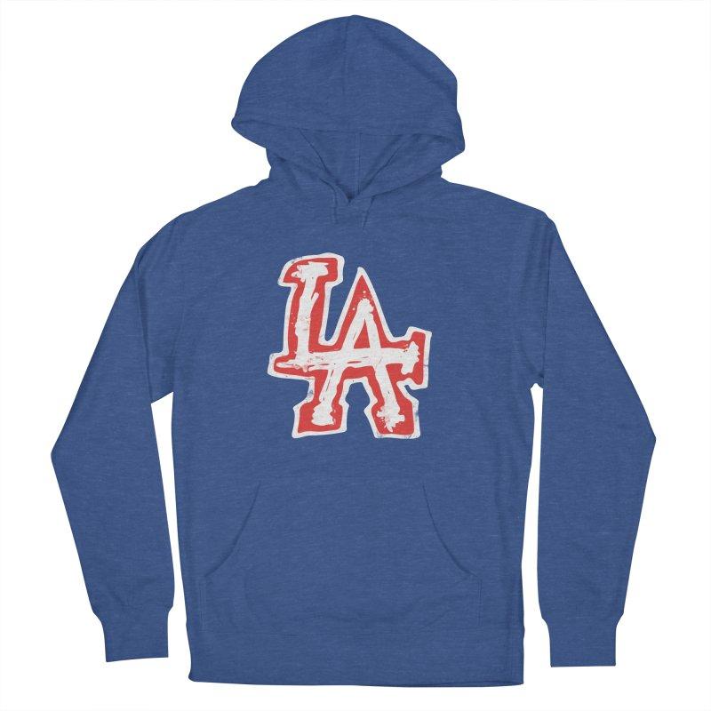 New LA Men's Pullover Hoody by Official DodgerBlue.com Shop