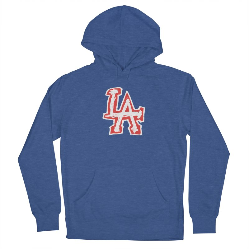New LA Men's Pullover Hoody by Official DodgerBlue.com Shop