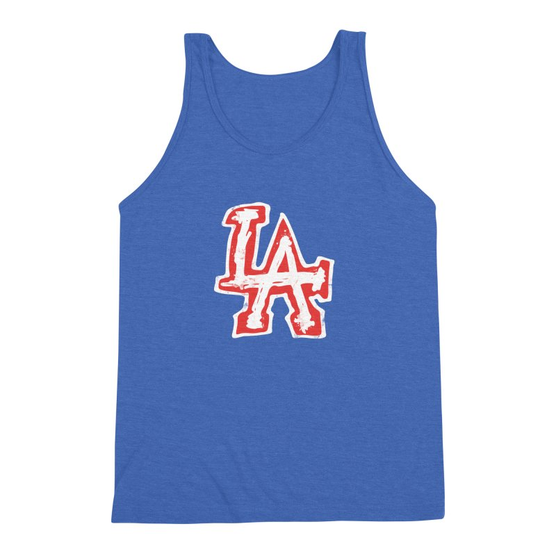 New LA Men's Tank by Official DodgerBlue.com Shop