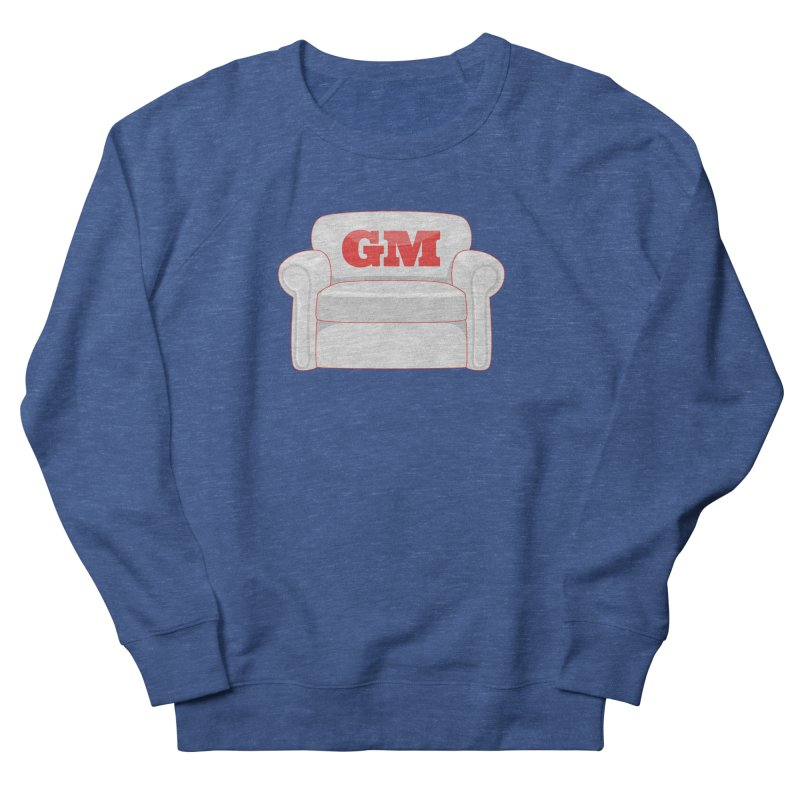 Armchair GM Men's Sweatshirt by Official DodgerBlue.com Shop