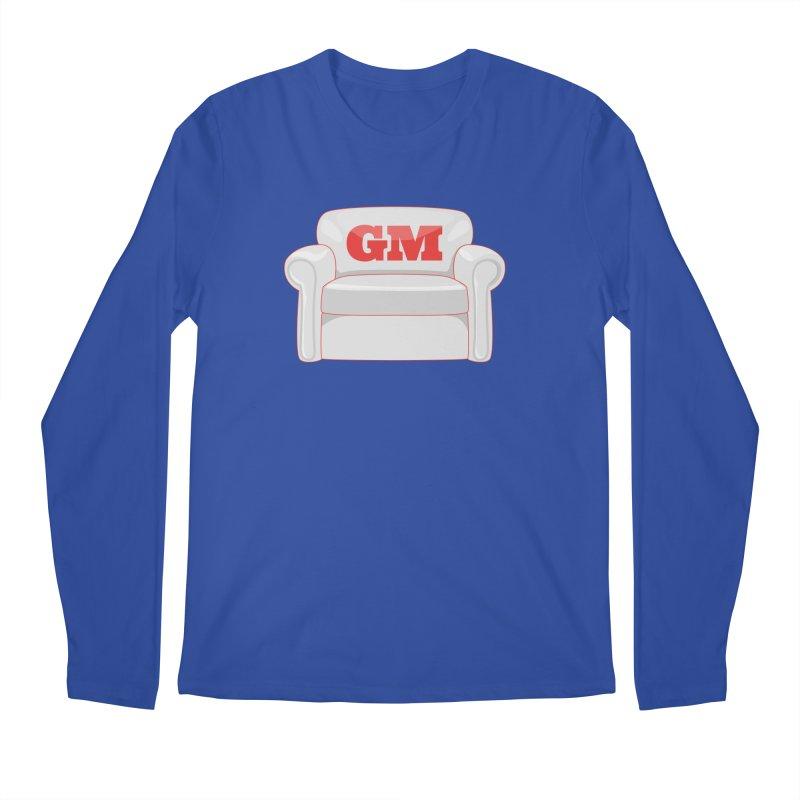 Armchair GM Men's Regular Longsleeve T-Shirt by Official DodgerBlue.com Shop