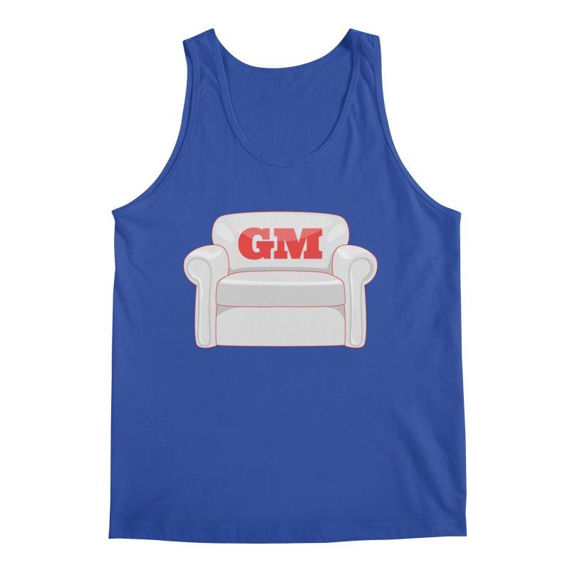 Armchair GM Men's Regular Tank by Official DodgerBlue.com Shop