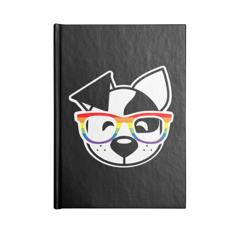 Deb Pride Accessories Notebook by dogearbooks's Artist Shop